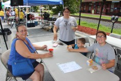 Salvation Army Kidz Karnival, Kids Carnival, Train Station Lot, Tamaqua, 8-4-2015 (4)