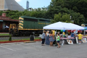 Salvation Army Kidz Karnival, Kids Carnival, Train Station Lot, Tamaqua, 8-4-2015 (57)