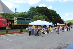 Salvation Army Kidz Karnival, Kids Carnival, Train Station Lot, Tamaqua, 8-4-2015 (63)