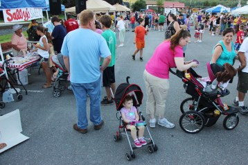 Salvation Army Kidz Karnival, Kids Carnival, Train Station Lot, Tamaqua, 8-4-2015 (73)