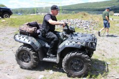 Search for Missing Man, South Ward Mountain, Tamaqua, 8-13-2015 (104)