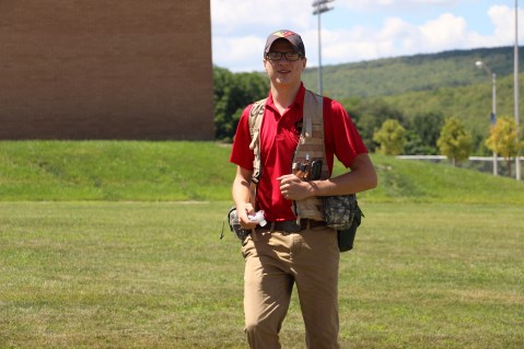 Search for Missing Man, South Ward Mountain, Tamaqua, 8-13-2015 (142)