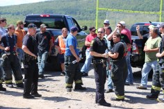 Search for Missing Man, South Ward Mountain, Tamaqua, 8-13-2015 (186)