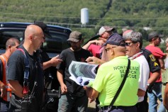 Search for Missing Man, South Ward Mountain, Tamaqua, 8-13-2015 (190)