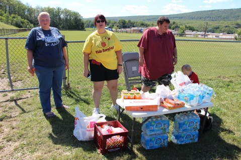 Search for Missing Man, South Ward Mountain, Tamaqua, 8-13-2015 (215)