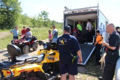 Search for Missing Man, South Ward Mountain, Tamaqua, 8-13-2015 (219)