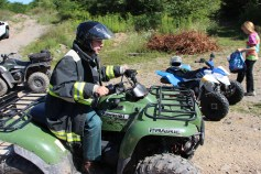 Search for Missing Man, South Ward Mountain, Tamaqua, 8-13-2015 (234)