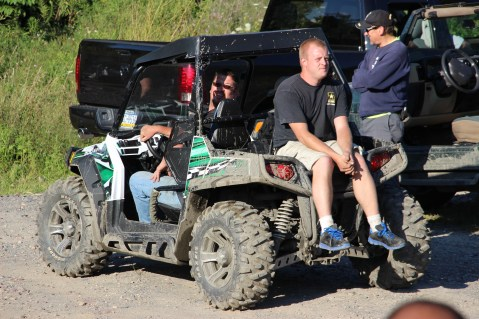 Search for Missing Man, South Ward Mountain, Tamaqua, 8-13-2015 (320)