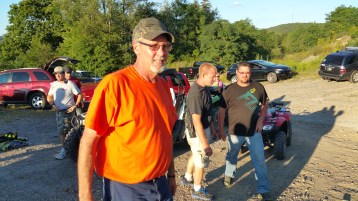 Search for Missing Man, South Ward Mountain, Tamaqua, 8-13-2015 (333)