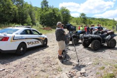 Search for Missing Man, South Ward Mountain, Tamaqua, 8-13-2015 (59)
