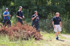 Search for Missing Man, South Ward Mountain, Tamaqua, 8-13-2015 (61)