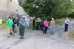 Search for Missing Man, South Ward Mountain, Tamaqua, 8-13-2015 (9)