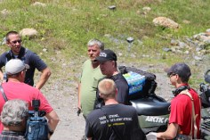 Search for Missing Man, South Ward Mountain, Tamaqua, 8-13-2015 (93)