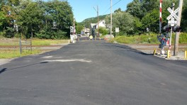 Spruce Street Construction Almost Complete, Tamaqua, 8-21-2015 (21)