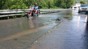 SR309 North to be Closed for Emergency Water Main Repair, Tamaqua, 8-6-2015 (18)