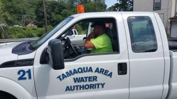 SR309 North to be Closed for Emergency Water Main Repair, Tamaqua, 8-6-2015 (27)