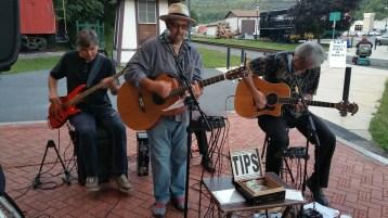Steve Brosky & Jimmy Meyer, Tamaqua Chamber Summer Concert Series, Train Station, Tamaqua (35)