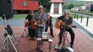 Steve Brosky & Jimmy Meyer, Tamaqua Chamber Summer Concert Series, Train Station, Tamaqua (38)