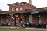Steve Brosky & Jimmy Meyer, Tamaqua Chamber Summer Concert Series, Train Station, Tamaqua (39)