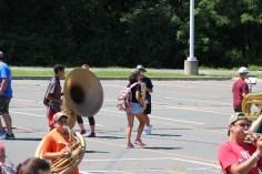 Tamaqua Raider Band Camp, Middle School Parking Lot, Tamaqua, 8-13-2015 (132)