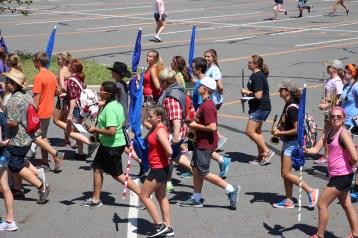 Tamaqua Raider Band Camp, Middle School Parking Lot, Tamaqua, 8-13-2015 (22)