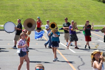 Tamaqua Raider Band Camp, Middle School Parking Lot, Tamaqua, 8-13-2015 (325)