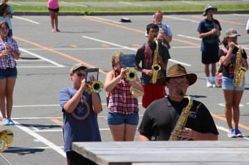 Tamaqua Raider Band Camp, Middle School Parking Lot, Tamaqua, 8-13-2015 (335)