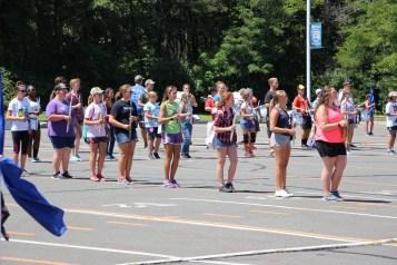 Tamaqua Raider Band Camp, Middle School Parking Lot, Tamaqua, 8-13-2015 (35)