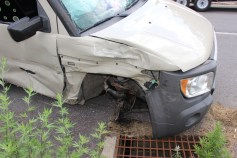 Woman Injured During Two Vehicle Accident, Tide Road, SR309, Hometown, 8-5-2015 (20)