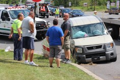 Woman Injured During Two Vehicle Accident, Tide Road, SR309, Hometown, 8-5-2015 (9)