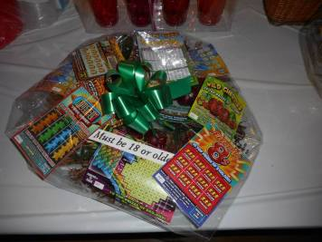 Basket Auction Social, Summit Hill Heritage Center, Summit Hill, 8-22-2015 (11)