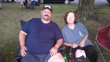 Music in the Park, Rodney Clouser Band, Kennedy Park, Lansford, 8-30-2015 (51)