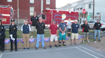 Sept. 11 Remembrance, Memorial Service, Jackie Jones, South Ward Playground, Tamaqua (101)