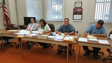 Tamaqua Borough Council Meeting, Borough Hall, Tamaqua, 9-1-2015 (17)