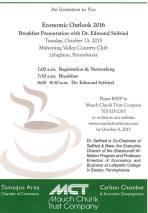 10-13-2015, Economic Outlook, Mahoning Valley Country Club, Lehighton