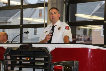 Dedication of New Fire Station, Pumper Truck, Boat, Lehighton Fire Department, Lehighton (12)