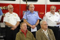 Dedication of New Fire Station, Pumper Truck, Boat, Lehighton Fire Department, Lehighton (34)
