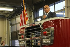 Dedication of New Fire Station, Pumper Truck, Boat, Lehighton Fire Department, Lehighton (61)