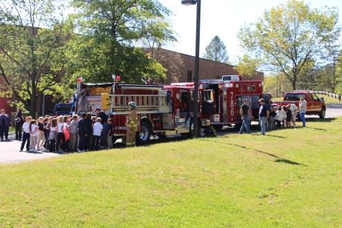 Fire Prevention, via Tamaqua Fire Department, Tamaqua Elementary School, Tamaqua, 10-5-2015 (103)