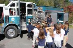 Fire Prevention, via Tamaqua Fire Department, Tamaqua Elementary School, Tamaqua, 10-5-2015 (41)