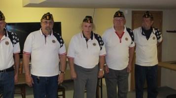 Installation of Officers, Coaldale American Legion, Coaldale, 9-12-2015 (32)