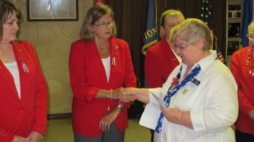 Installation of Officers, Tamaqua American Legion, Tamaqua, 9-12-2015 (16)