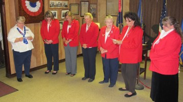 Installation of Officers, Tamaqua American Legion, Tamaqua, 9-12-2015 (20)