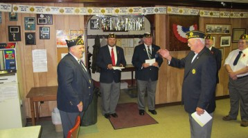 Installation of Officers, Tamaqua American Legion, Tamaqua, 9-12-2015 (40)