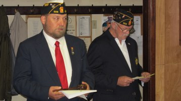 Installation of Officers, Tamaqua American Legion, Tamaqua, 9-12-2015 (52)