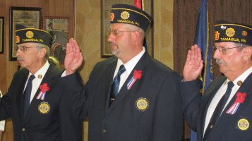 Installation of Officers, Tamaqua American Legion, Tamaqua, 9-12-2015 (55)