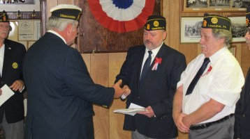 Installation of Officers, Tamaqua American Legion, Tamaqua, 9-12-2015 (66)
