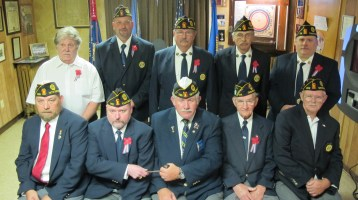 Installation of Officers, Tamaqua American Legion, Tamaqua, 9-12-2015 (74)
