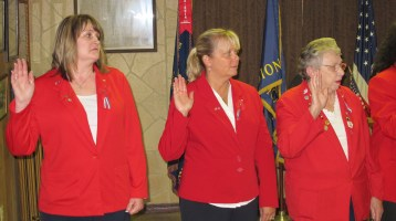 Installation of Officers, Tamaqua American Legion, Tamaqua, 9-12-2015 (8)