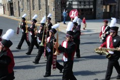Parade for New Fire Station, Pumper Truck, Boat, Lehighton Fire Department, Lehighton (154)